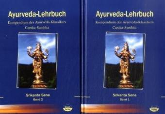 Ayurveda-Lehrbuch 2Bde