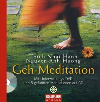 Geh-Meditation +DVD und +CD