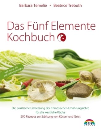 Das Fünf Elemente Kochbuch GB