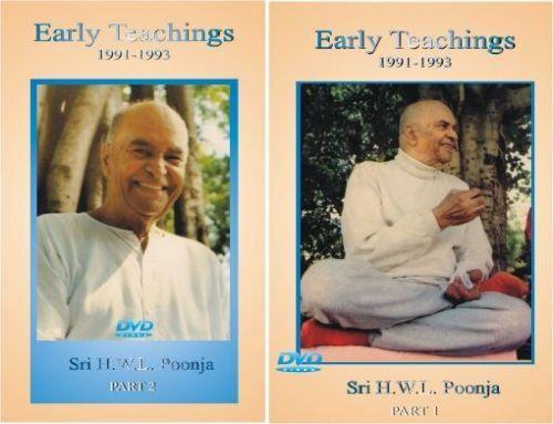 Early Teachings 2DVD
