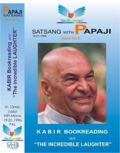 Satsang with Papaji 06