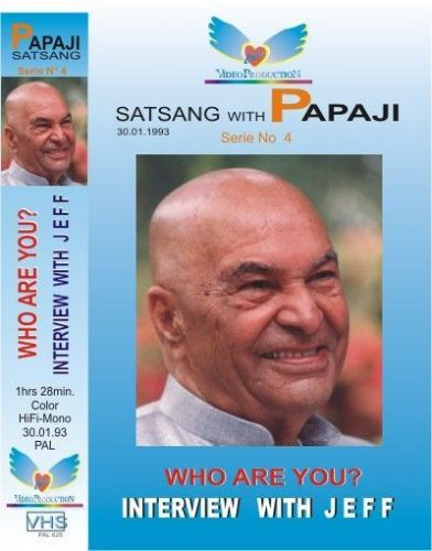 Satsang with Papaji 04 1