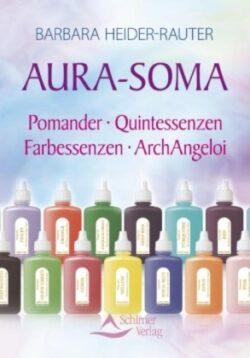 Aura-Soma Pomander Quintessenzen Farbessenzen