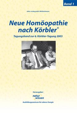 Neue Homöopathie nach Körbler