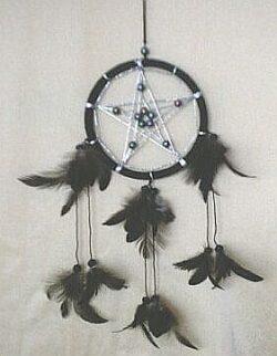 Dreamcatcher Pentagramm