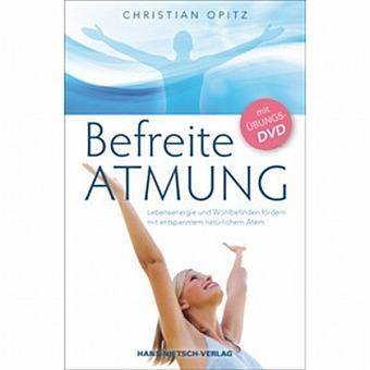 Befreite Atmung (mit DVD)