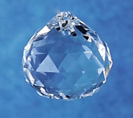 Feng-Shui klare Kristallkugel - AAA Qualität 30 m