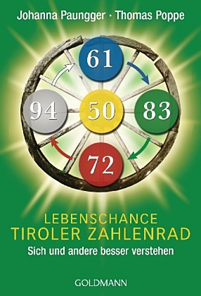 Lebenschance Tiroler Zahlenrad