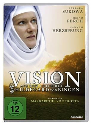 Vision Aus dem Leben der Hildegard v.Bingen