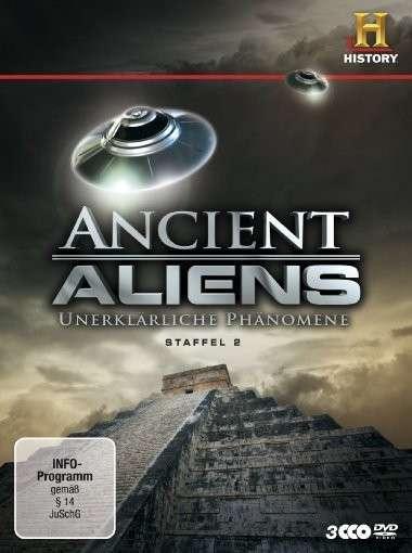 Ancient Aliens 2. Staffel