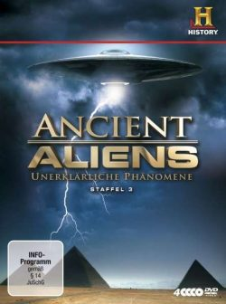 Ancient Aliens 3. Staffel