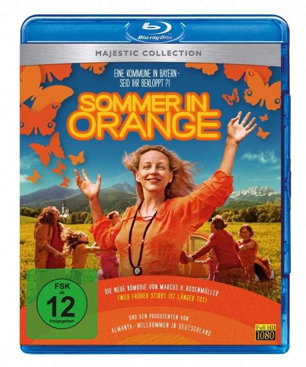 Sommer in Orange Blu-Ray