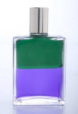 17 Grün / Violett