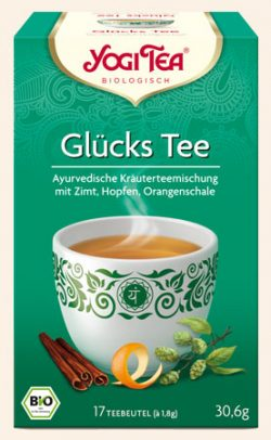 Glücks Tee