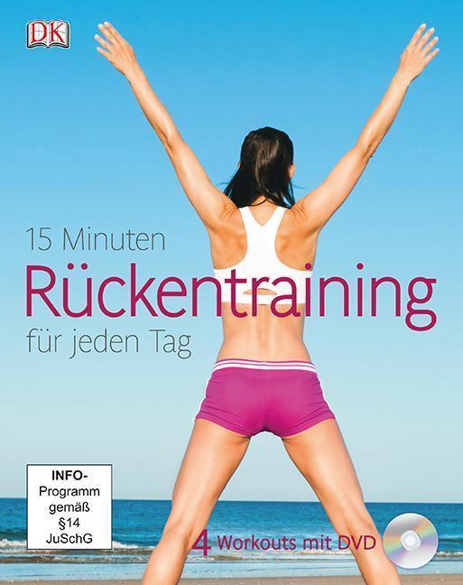 15 Minuten Rückentraining für jeden Tag +DVD 1