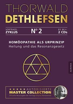 Homöopathie als Urprinzip 2CDs