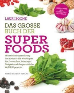 Das grosse Buch der Superfoods