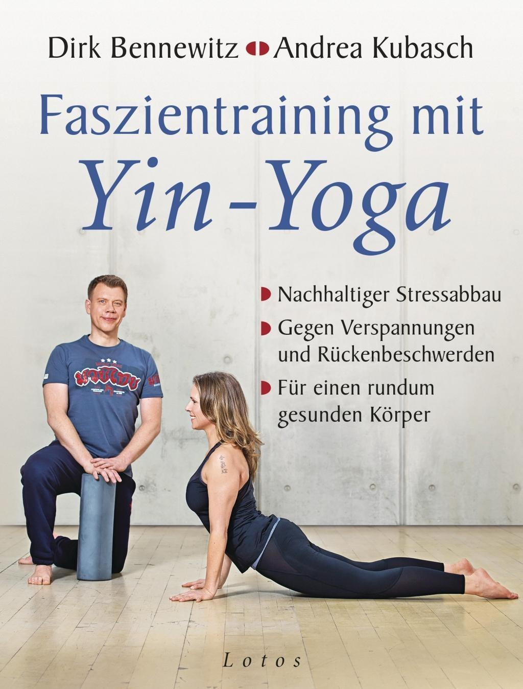 Faszientraining mit Yin-Yoga