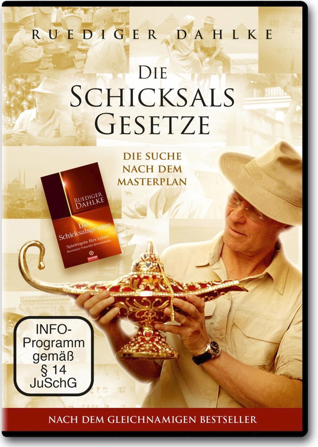 Die Schicksalsgesetze DVD 1