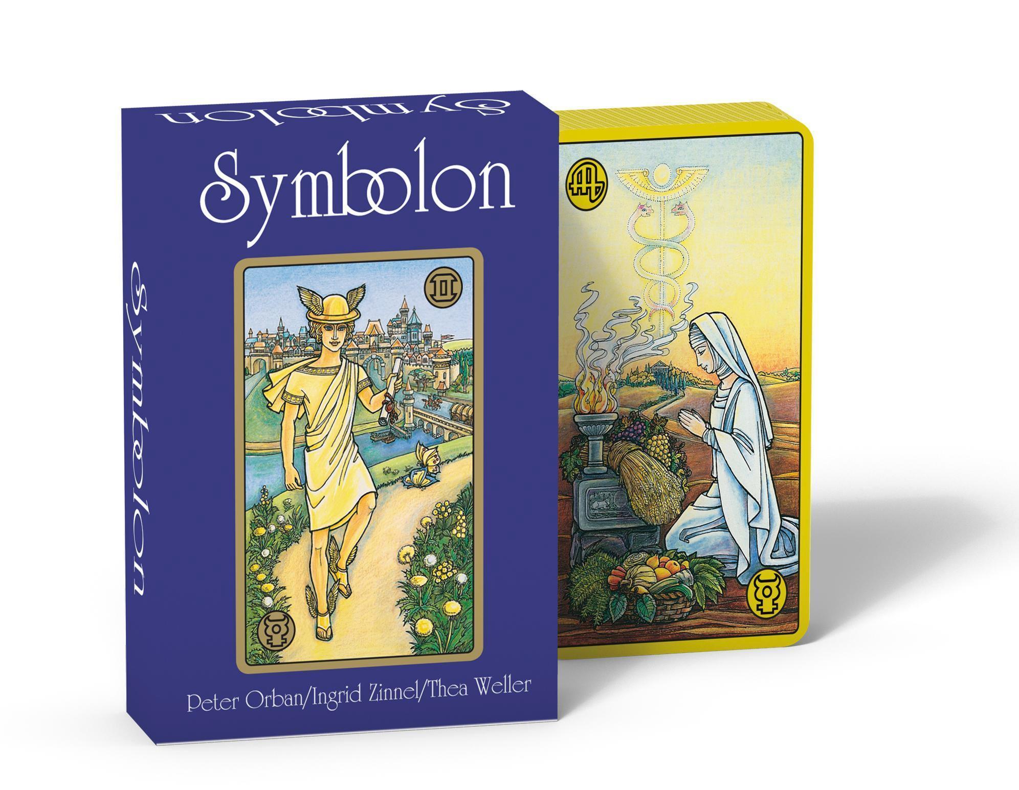 Symbolon Karten klein 1