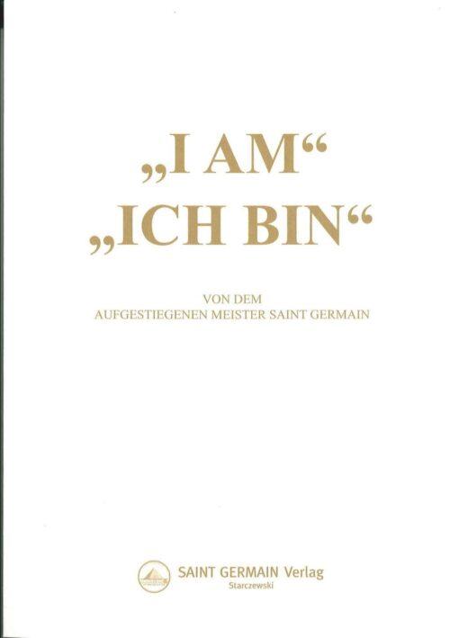 ICH BIN Die 33 Reden von Saint Germain BD3