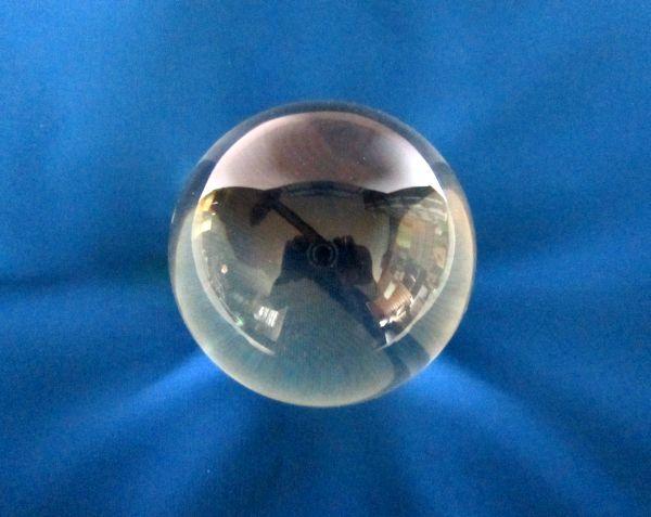 Glaskugel 8 cm