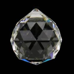Regenbogen-Kristall Kugel AAA Qualität
