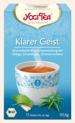 Klarer Geist Tee