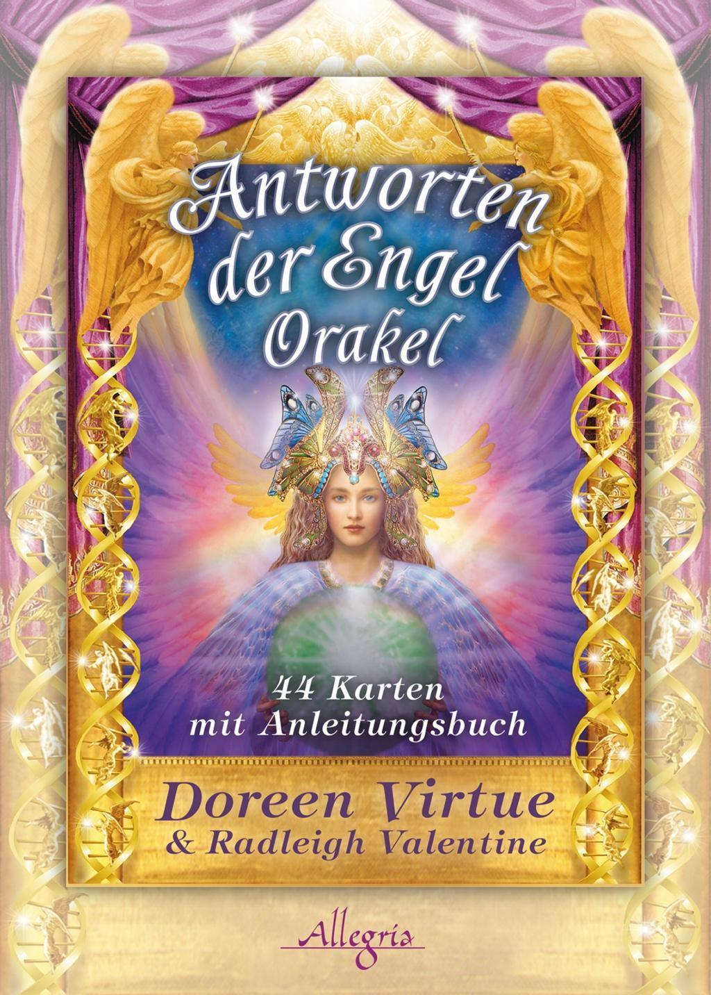 Antworten der Engel Orakel