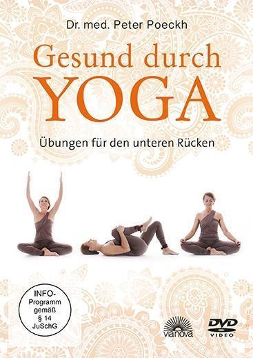 Gesund durch Yoga Übungen für den unteren Rücken