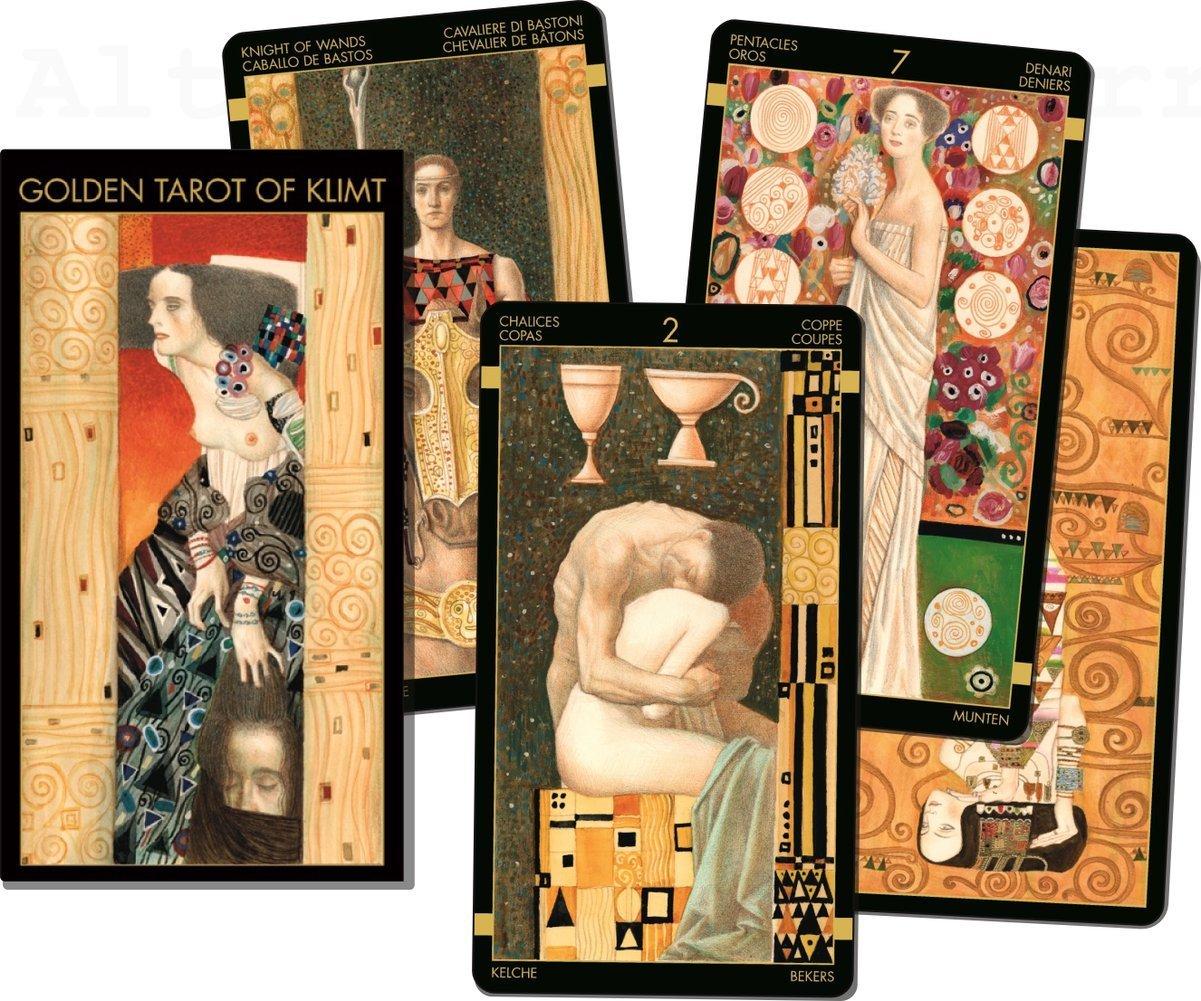 Klimt Tarot 1