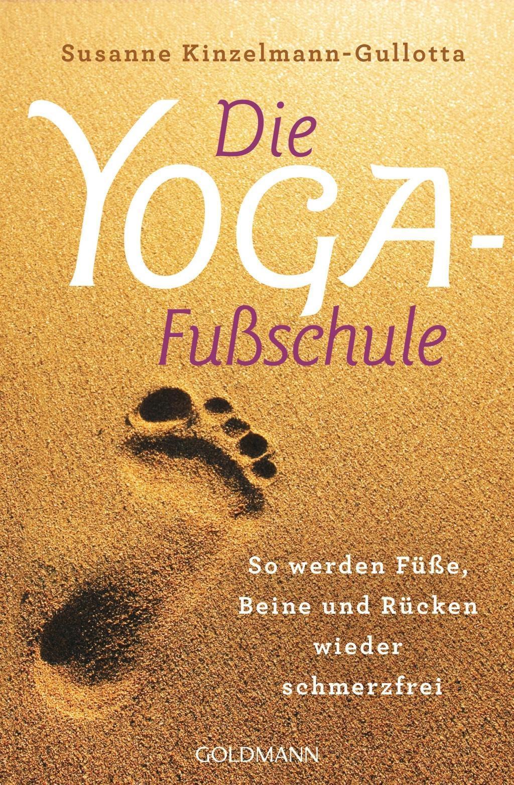 Die Yoga-Fußschule