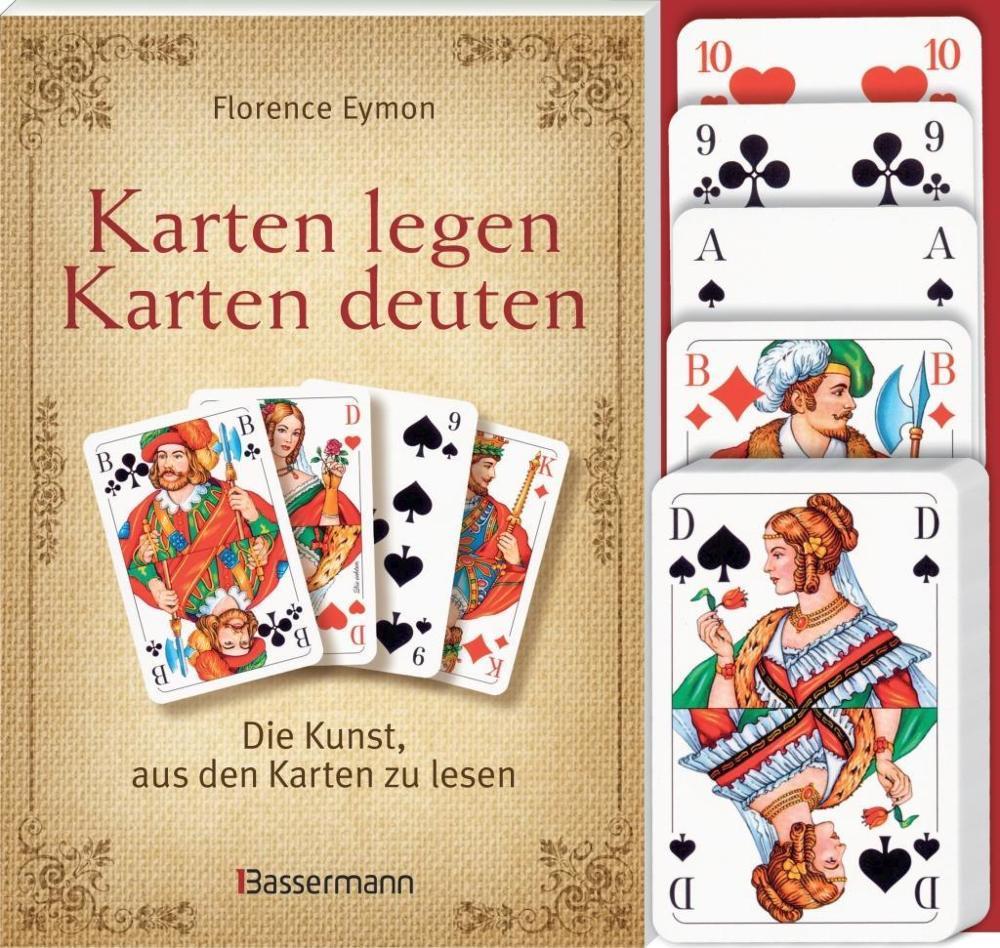Karten legen Karten deuten