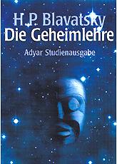 Die Geheimlehre Adyar Studienausgabe