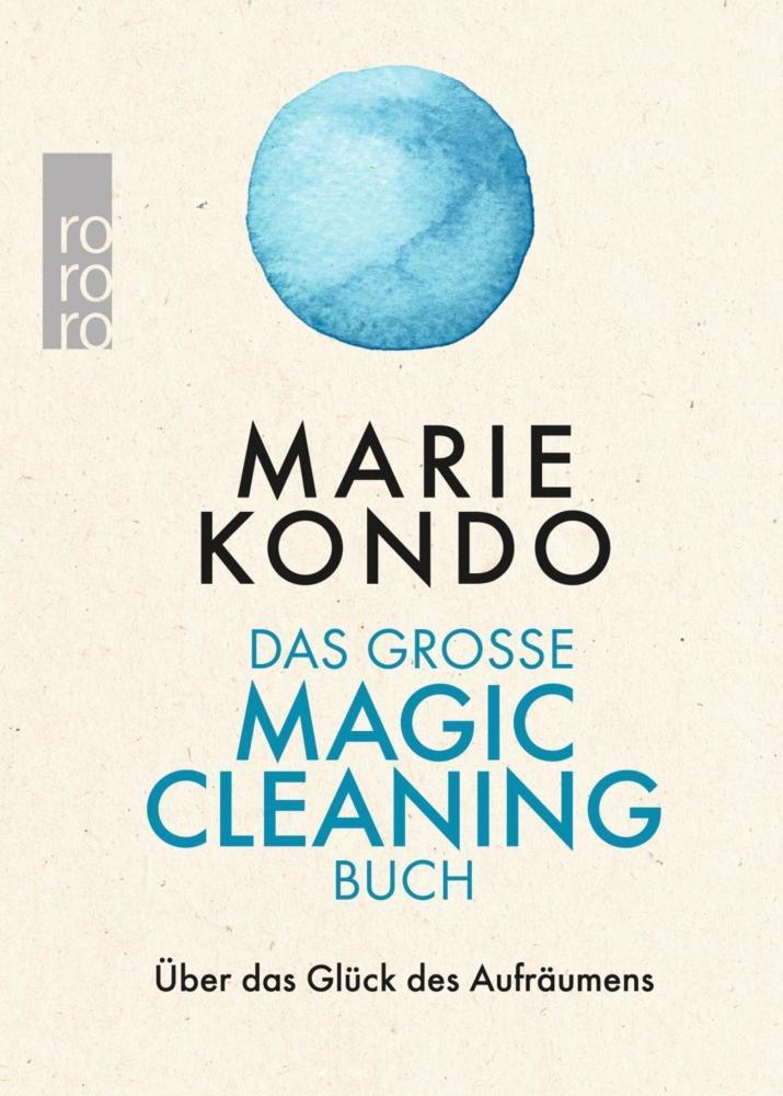 Das große Magic-Cleaning-Buch 1