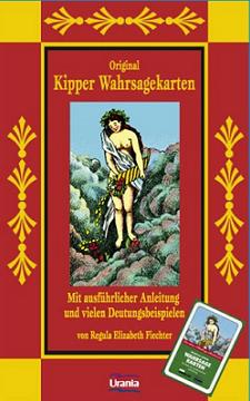 Original Kipper Wahrsagekarten SET