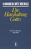 Die Haushaltung Gottes BD.3 TB