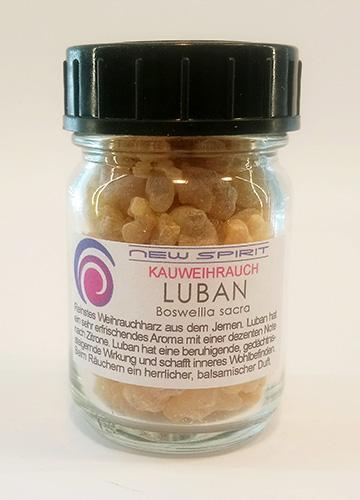 Luban50ml