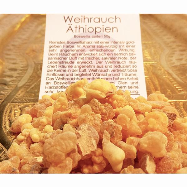 Weihrauch Äthiopien