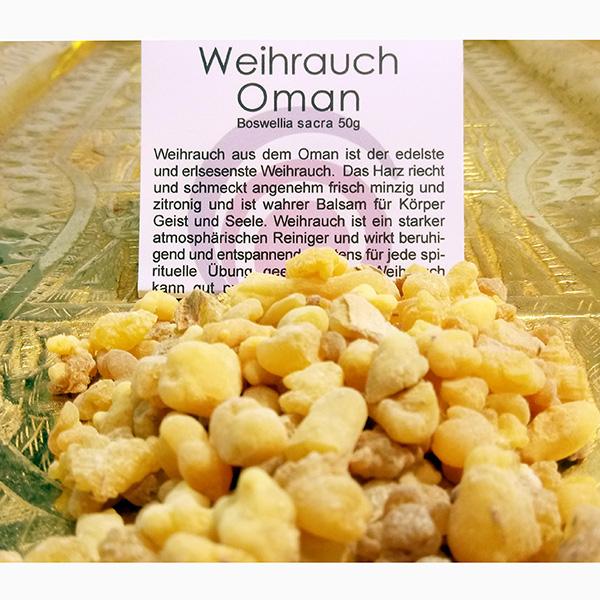 Weihrauch Oman