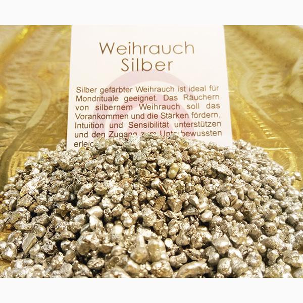 weihrauch silber