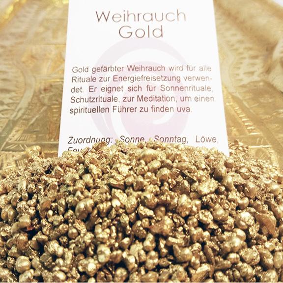 weihrauch-gold